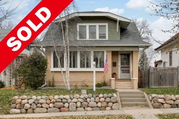 2087 Princeton Ave – Macalester-Groveland St. Paul, MN – SOLD