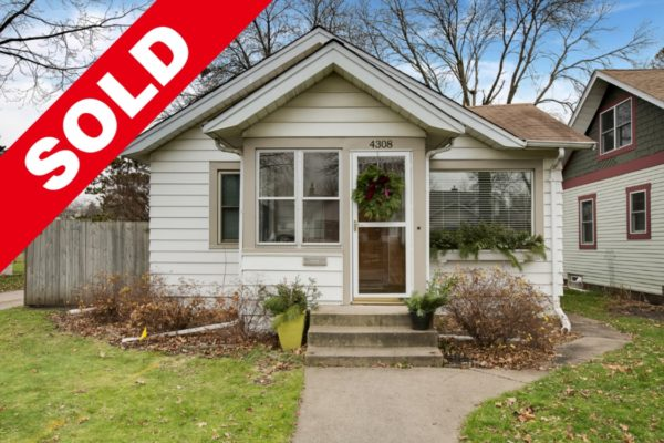 4308 40th Ave  SOLD